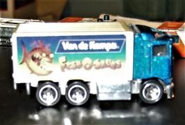Hot WHeels - VAN DE KAMPS FISH-O-SAURS Highway Hauler Semi TRUCK, 1991 H... - $6.50