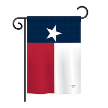 "Texas State - 13"" x 18.5"" Impressions Garden Flag - G158230 - $19.97"