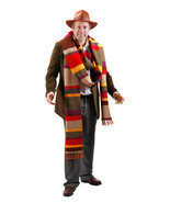 Doctor Who 4th Doctor Knitted 17 Foot Long Premium Scarf Authentic Licen... - $58.04