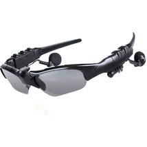 Bluetooth 4.1 Stereo Music Calls  Intelligent Voice Camera Sunglasses. - $59.99