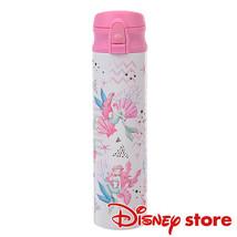 Disney Store Japan Little Mermaid Ariel Stainless Bottle Water Bottle Tumbler Pi - $63.36