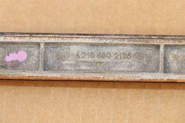 00-02 Mercedes W210 E320 E430 E55 GPS Navi Double Din Dash Bezel Trim WoodGrain image 7