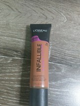 L'Oréal Infallible Total Cover Foundation Full Coverage 1.0oz. 311 Creme... - $9.75