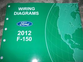 2012 Ford F-150 F150 TRUCK Wiring Diagrams Service Repair Shop Manual EWD OEM - $118.75