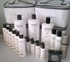 Nioxin Scalp Therapy System 3 1 Smoothing Reflectives Actives Hair YOU CHOOSE - $4.85+