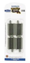 "HO 3"" STRAIGHT TRACK (4/CARD)         BAC44512   NIB NEVER OPENED - $11.39"