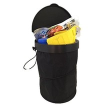 Universal Traveling Portable Collapsible Pop-up Leak Proof Car Trash Can... - $19.99
