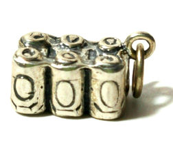 FOOD AND DRINK STERLING SILVER CHARM .925 - YOU CHOOSE image 10