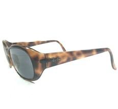 Ray-Ban Sunglasses Eyeglasses Frames Round Full Rim Brown Tortoise 53-15... - $18.69