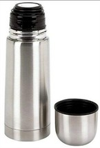 Vacuum Stainless Steel Coffee Bottle Travel Thermos 12 oz - $7.99