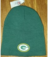 NFL Green Bay Packers Winter Knit Team Apparel Hat - Adult One Size - New - $11.68