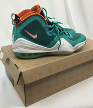 Nike Air Penny V Basketball Shoes, Men's Size 11, with Box - $75.99