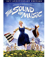 the sound of music 50th anniversary dvd new and sealed