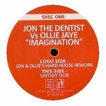 "Jon The Dentist Vs Ollie Jaye Imagination 12"" record vinyl - $19.43"
