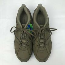 Easy Spirit 10W Beige Level 2 Walking/Run Sneakers Med Intensity Suede NWT - $46.75