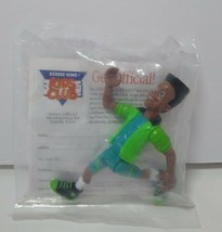 """Vintage Burger King Kids Club Jaws Toy Moveable Figure 1990 4"""" Kids Meal NOS - $12.86"""