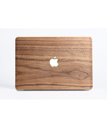 Walnut Wood Macbook Case - Macbook Cover Skin Sticker for Air Pro 11 13 15 - $50.99+