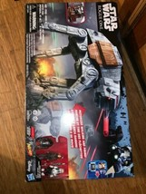 Star Wars Rogue One Rapid Fire Imperial AT-ACT Walker AT-AT Nerf Remote ... - $197.01