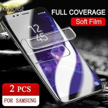 KISSCASE® 6D HD Screen Protector For Samsung Galaxy S9 S8 Plus S7 Curve - $4.56