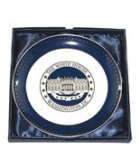 Stunning High Class White House Porcelain Plate with Display Stand - Was... - $19.99