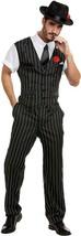 Dreamgirl Bada-Boom! Mafia 1920s Gánster Adulto Hombre Disfraz Halloween 11922 - $52.06