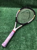 "Head Ti.carbon 9001 Pz Tennis Racket, 27.75"", 4 3/8"" - $34.99"