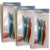Personna Eyebrow Shaper For Men And Women - 3 Ea Pack of 3 image 12