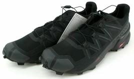 Salomon Women's Speedcross 5 trail-running shoes Black/Phantom New! - $120.99