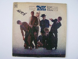 The Byrds - Younger Than Yesterday Vinyl LP Record Album CL 2642 MONO - $16.82