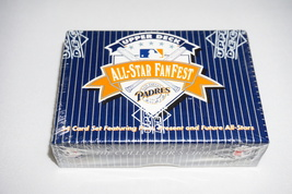 San Diego Padres, 1992 All Star Fanfest, Upper Deck, Major League Baseball - $12.99