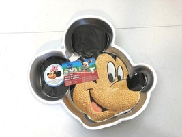 Genuine Wilton Mickey Mouse Shaped Character Cake Pan Bakeware  2105-7070 - ₨1,050.23 INR