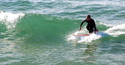 "Paragon Lil Dipper 6'11"" Wood Grain Surfboard"