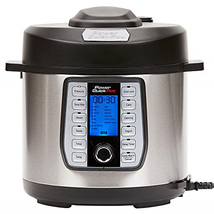 Power Quick Pot 8 QT 37 - in -1 Multi- Use Programmable Pressure Cooker,... - $152.47