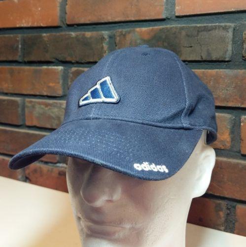 4f1a4ed1 Adidas Logo Navy Blue Baseball Cap Hat Youth and 50 similar items
