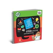 LeapFrog LeapStart 1st Grade Activity Book: STEM Science, Technology, Engineerin - $11.67