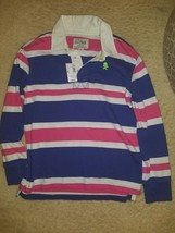 The Childrens place long sleeve 2 button Top Size 7/8 - $7.99