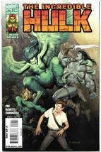 Incredible Hulk #604 VF/NM 2010 Marvel Comics 1st app Marlo Chandler Imm... - $11.87