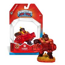 NEW RARE Skylanders Trap Team Master Ka-Boom Action Figure Fire Element - $59.99
