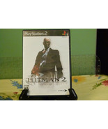 Hitman 2: Silent Assassin (Black Label PlayStation 2 PS2 2003) Complete ... - $6.88