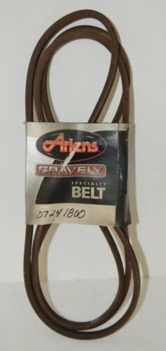 Ariens Gravely 07241800 Made With Kevlar Quality Mower Belt Genuine OEM Part