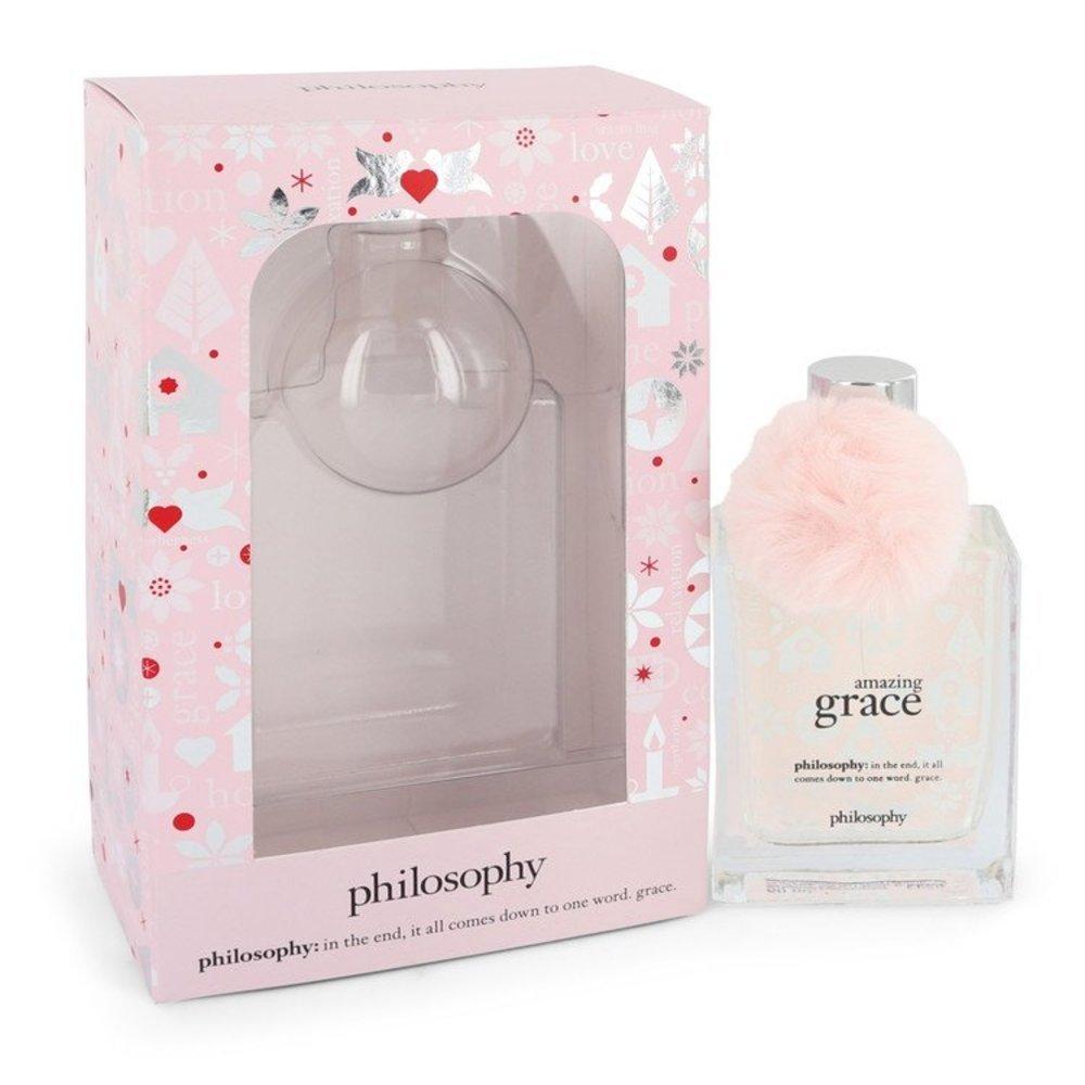 Amazing Grace by Philosophy Eau De Toilette Spray (Special Edition Bottle) 2 oz