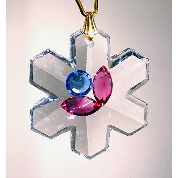 Crystal snowflake ep142