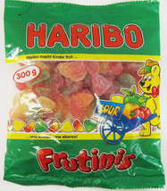 HARIBO Frutinis gummies -300g- Without synthetic Coloring  - $6.39