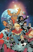 Mighty Captain Marvel (2016) Marvel #7 Stohl Bandini New Comic Book Comics - $4.85