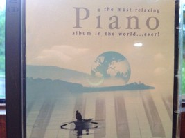 Most Relaxing Piano Album in the World... Ever! CD - $6.93