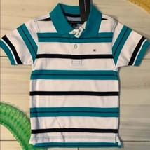 Tommy Hilfiger Boys 5 Classic Polo Shirt - $23.00