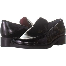 Franco Sarto Bocca Loafer Flats 694, Black, 6 US / 36 EU - $32.63