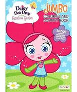Jumbo Coloring & Activity Book - Daisy Dew Drop and the Rainbow Garden [... - £6.31 GBP
