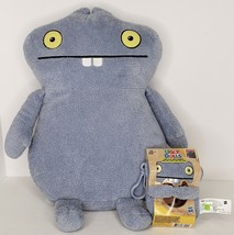 2004 UglyDoll Pretty Ugly Classic Plush Doll BABO 12 Inch With Bonus Key... - $29.70