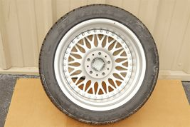 "BMW E39 540i 530i 525i 528i 535i 17"" Spare Wheel Rim Tire 2pc BBS Deep Dish ""NEW image 4"